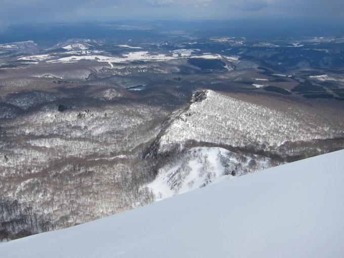 南八甲田赤倉岳山頂からの眺